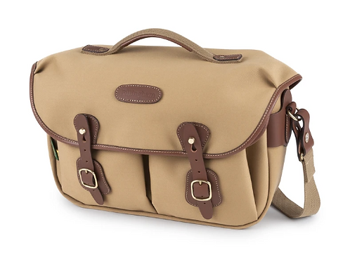 Billingham - Hadley Pro 2020 Camera Bag (Khaki Canvas / Tan Leather)