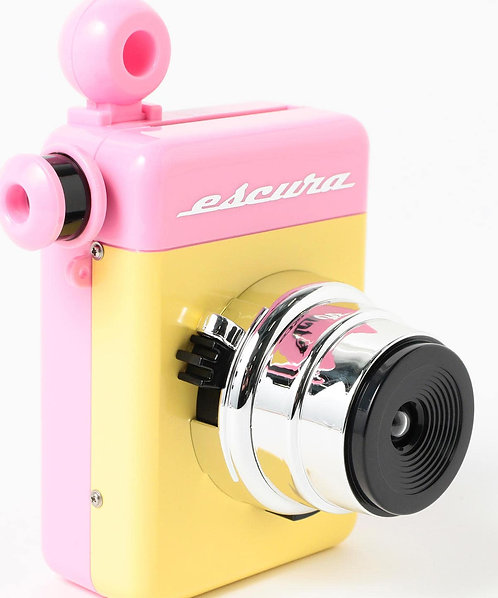 Escura 60s Hand-powered Instant Camera - Pink