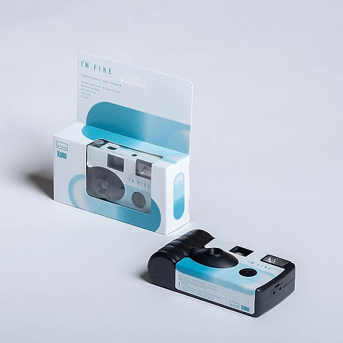 KONO! X NINM Lab - I'M Fine 35mm Single Use Camera (MOONSTRUCK Special Edition)