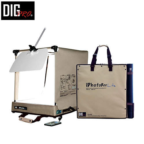 Digpro iPhotoBox Lite 40CM for Product Photography