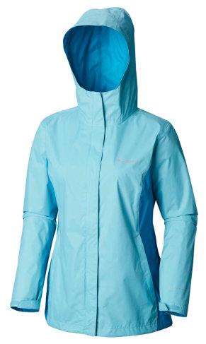 WOMEN'S ARCADIA II JACKET - CLEAR BLUE MODERN TURQ
