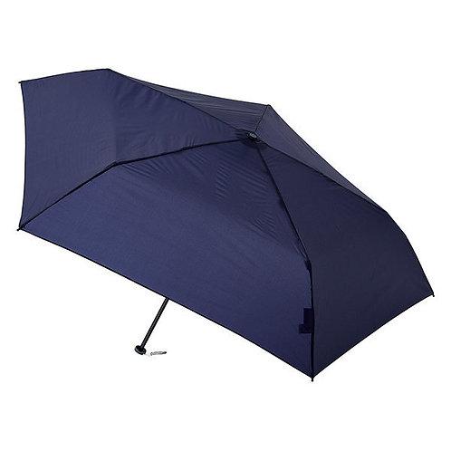 estaa - 75g 超超輕量 摺遮 雨傘 – 深藍色