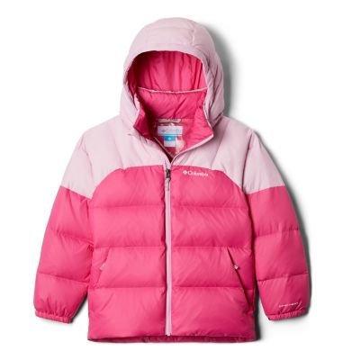 Kids' Centennial Creek™ Down Puffer Jacket - Pink Ice, Pink Clover