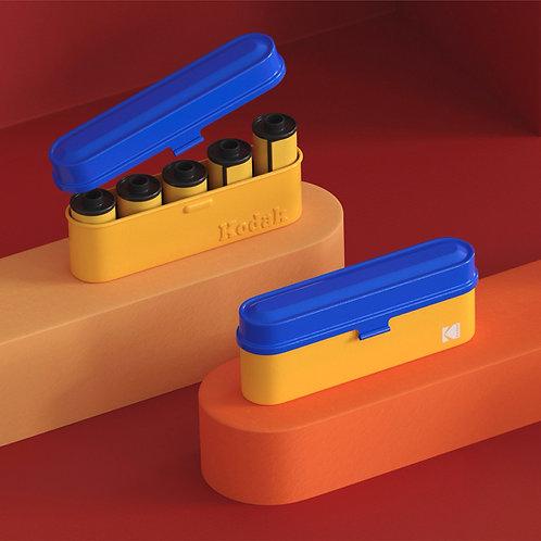 Kodak - Metal M35 Film Storage Case (Blue)