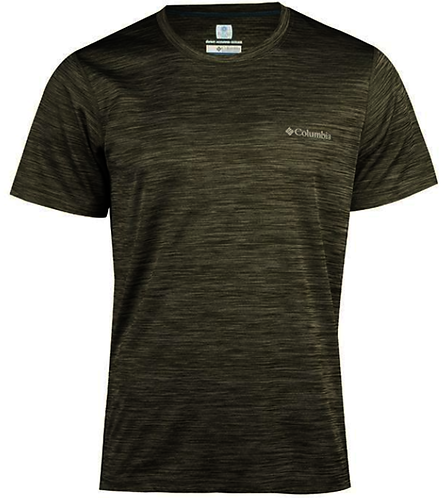 Men's Zero Rules™ Short Sleeve Shirt - DARK GREY