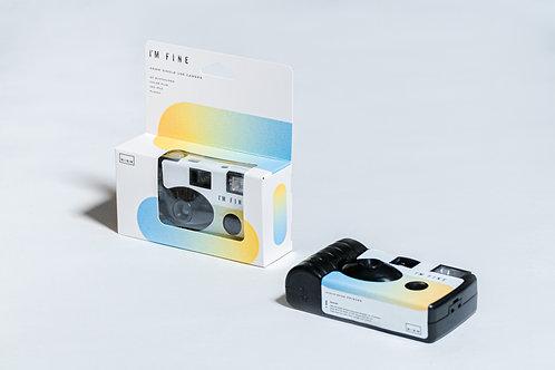 I'M Fine Single Use Camera - Summer Planet Edition