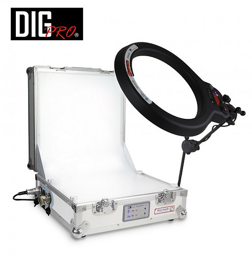DigPro iPhotoBox Mini Studio Photo Box Lighting Kit IPB-40A