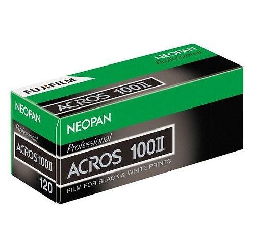 富士菲林 NEOPAN Acros 100II ISO 100