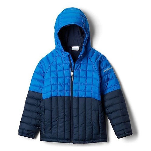 Boys' Humphrey Hills™ Puffer Jacket - Collegiate Navy, Super Blue
