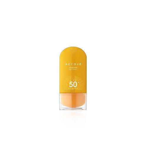 Accoje Protective Sun Cream SPF50+ PA++++ 50ml
