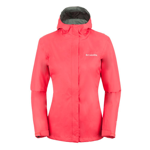 Women's Arcadia II Jacket – Red Camellia