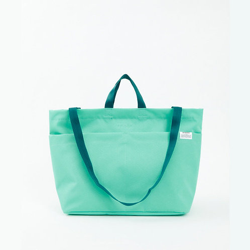 Anello - TOY TOTE系列 輕便大容量 防潑水 側揹/手提袋 ATT0592(薄荷綠色)