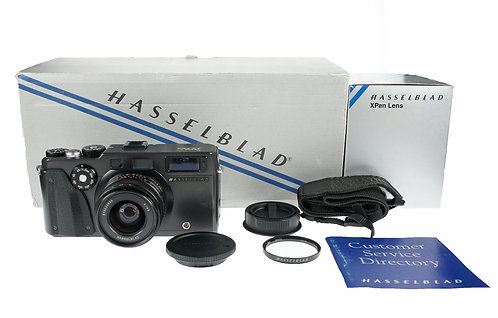 Hasselblad Xpan 35mm Rangefinder Film Camera + 45mm Lens  #23788