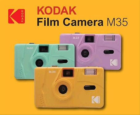 KODAK M35 Film Camera (4 Color)