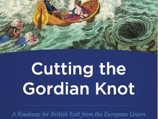 Cutting the Gordian Knot: A Road Map for British Exit from the European Union