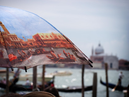 Canaletto umbrella