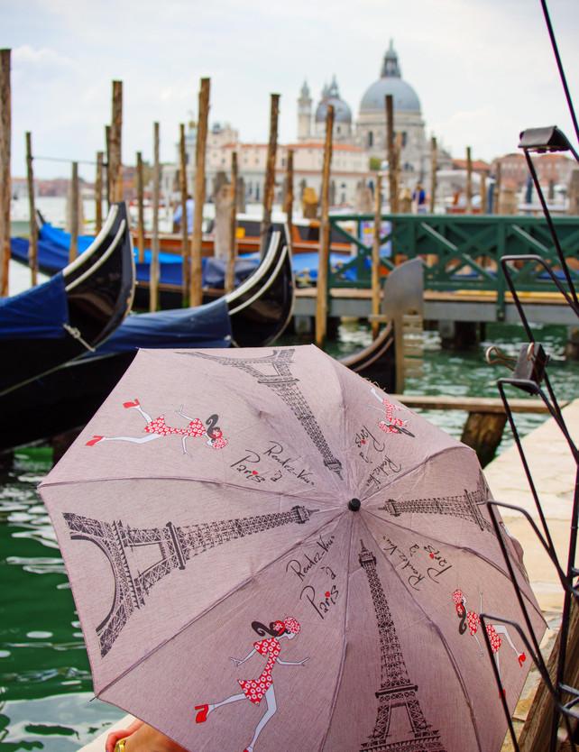 Paris, Venice