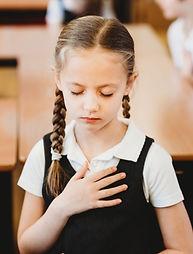 Mindfulness for children in schools