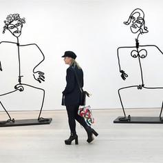 Saatchi Gallery - London