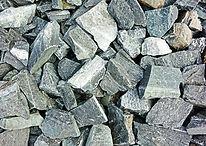 砕石の選択