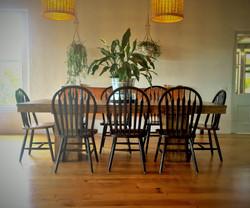 Dining area @ Pacifique Byron