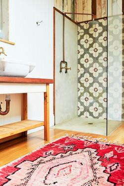 Vintage Master Ensuite bathroom