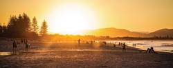 Sunset Byron Bay stay @ Pacifique