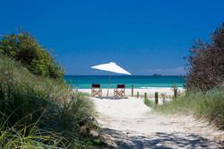 Relax Byron Bay beach @ Pacifique