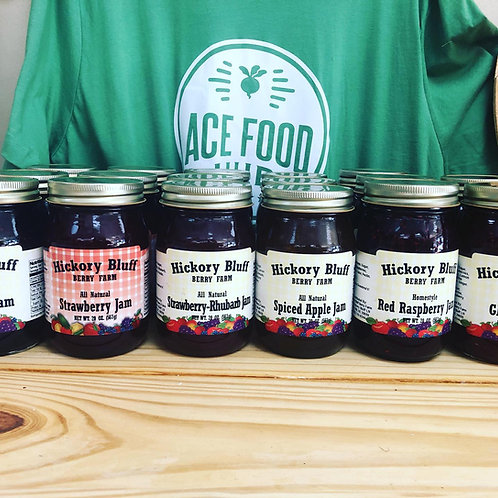 Hickory Bluff Farm Jams