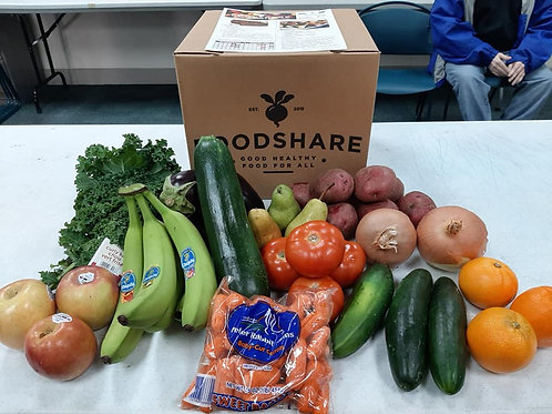 Food Share Box