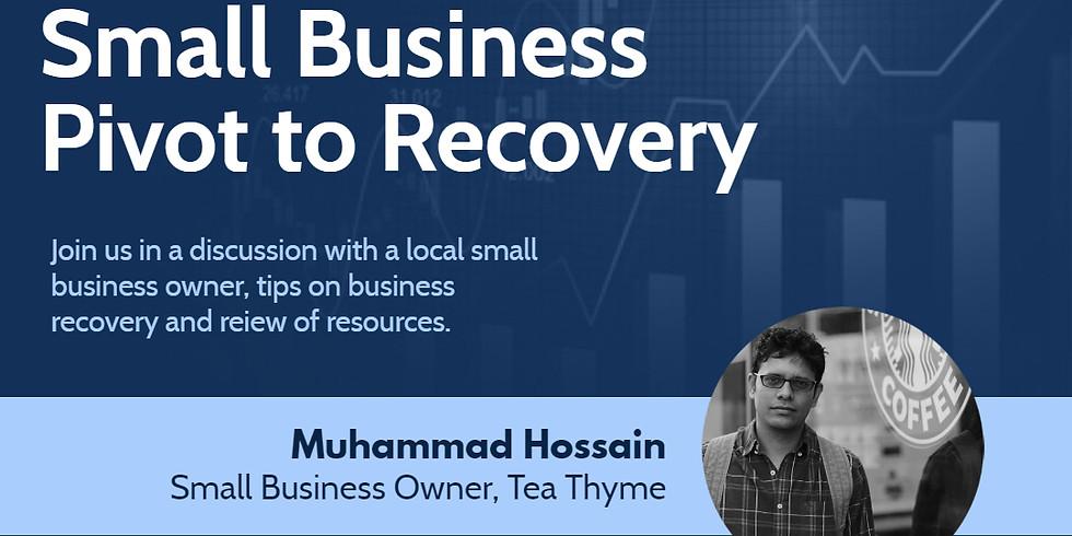 Pivot to Recovery Webinar