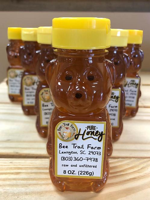 Local Honey 8 oz