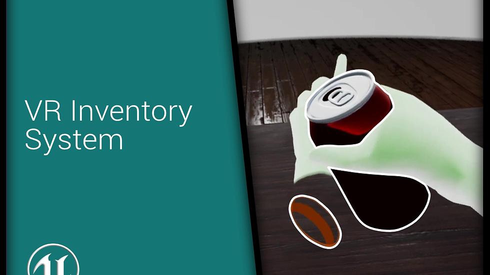 VR Inventory System