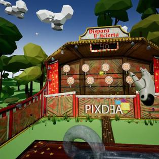 VR Carnival Game