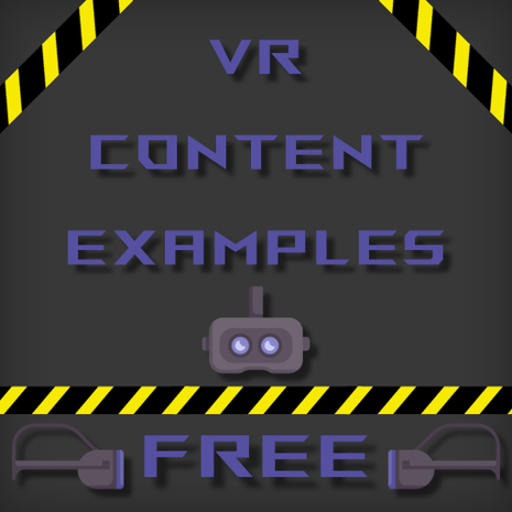 VR Content Examples