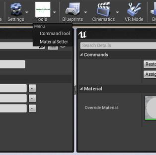 Editor Tools Plugins