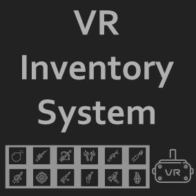 VR Inventory