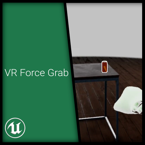 VR Force Grab