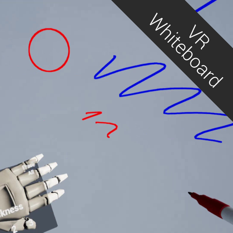 VR Whiteboard