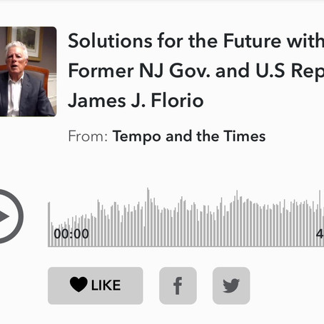 Jim Florio Has Some Good Ideas About Healing the Country