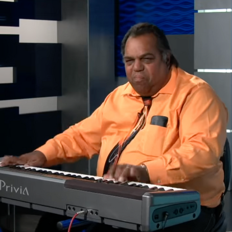 "Piano Man Daryl Davis: 'Black Rock 'n Roll Lives!"""