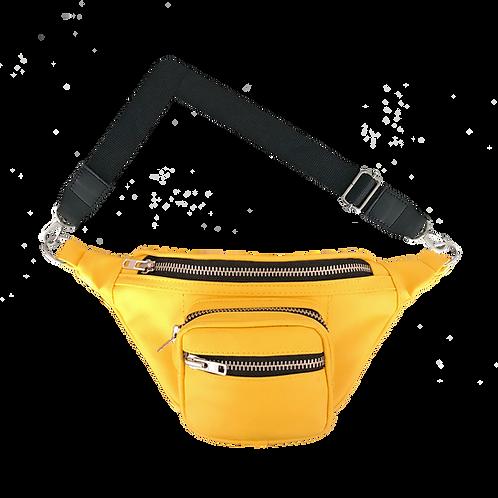 Riñonera Black n Yellow