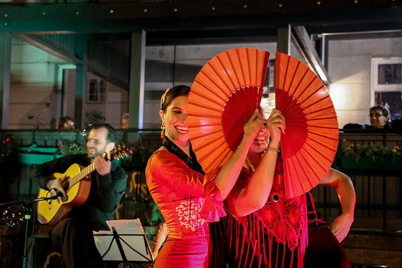 Madrugada flamenco koncert foto mifa