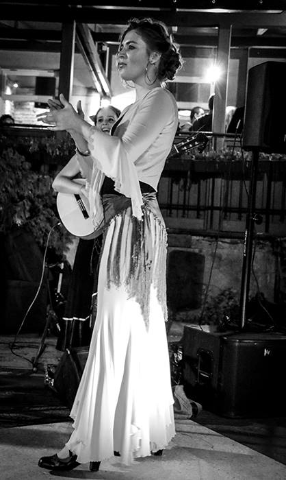 Madrugada flamenco foto mifa