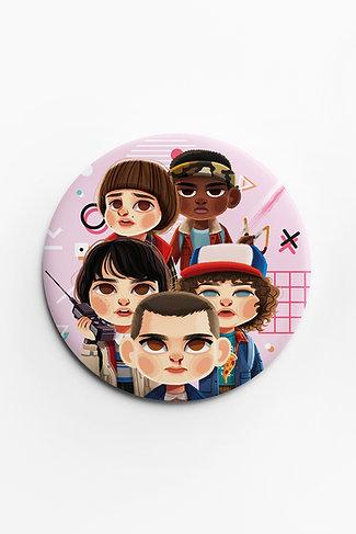 Badge Mat Kids