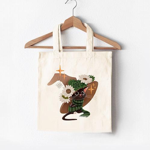 Tote Bag Jackson Serpentard