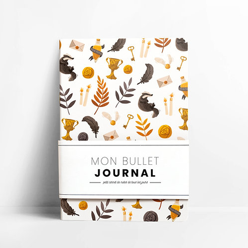 Bullet Journal Poufsouffle