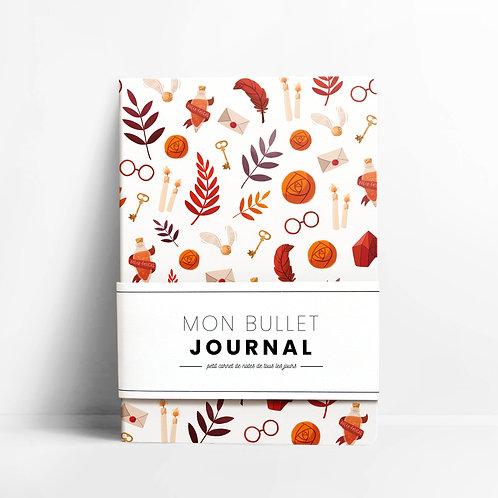 Bullet Journal Gryffondor