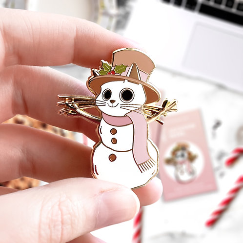 Pin's Jackson Snowman