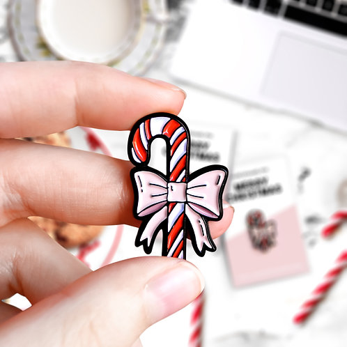 Pin's Candy Cane